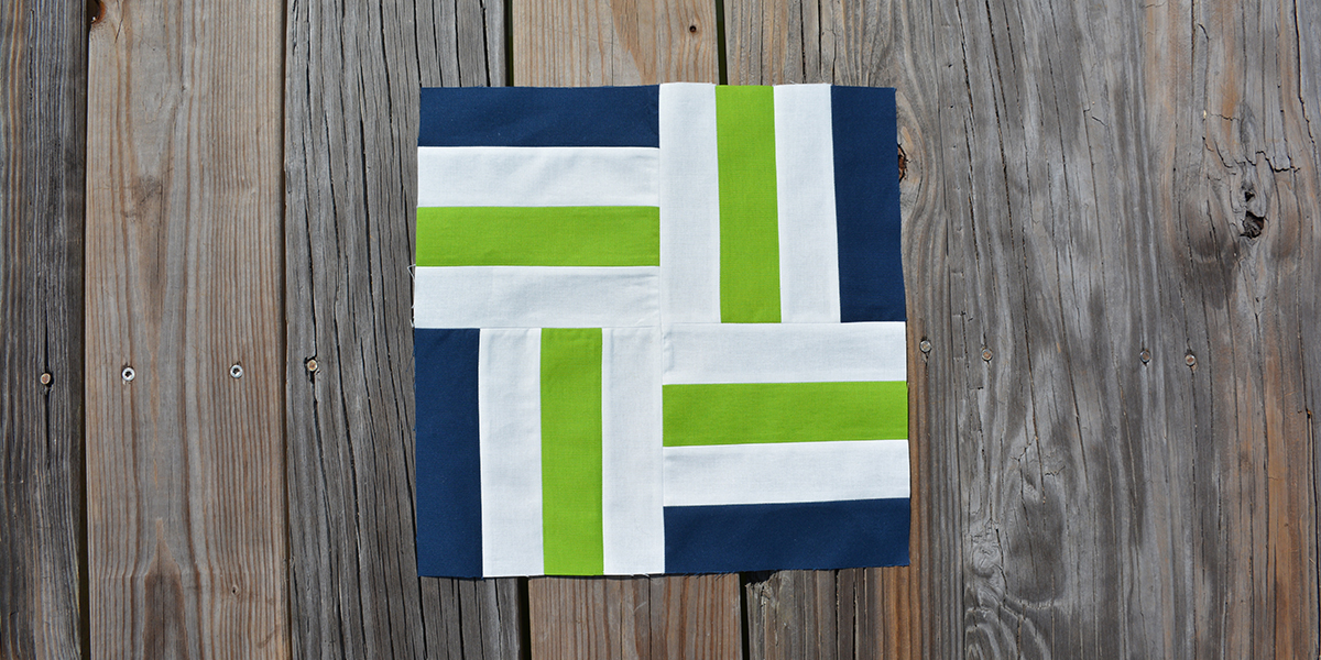 Summer Block Party: Nautical Stripe