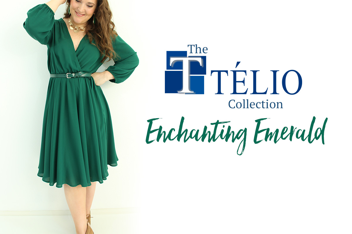 The TÉLIO Collection: Enchanting Emerald