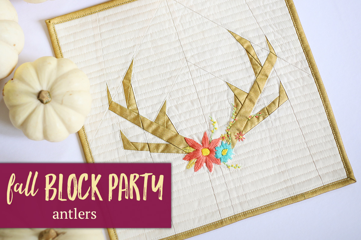 Fall Block Party: Antlers