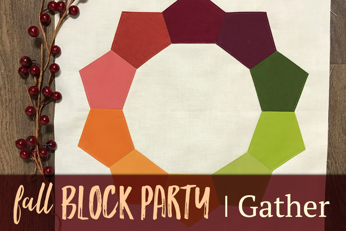 Fall Block Party: Gather