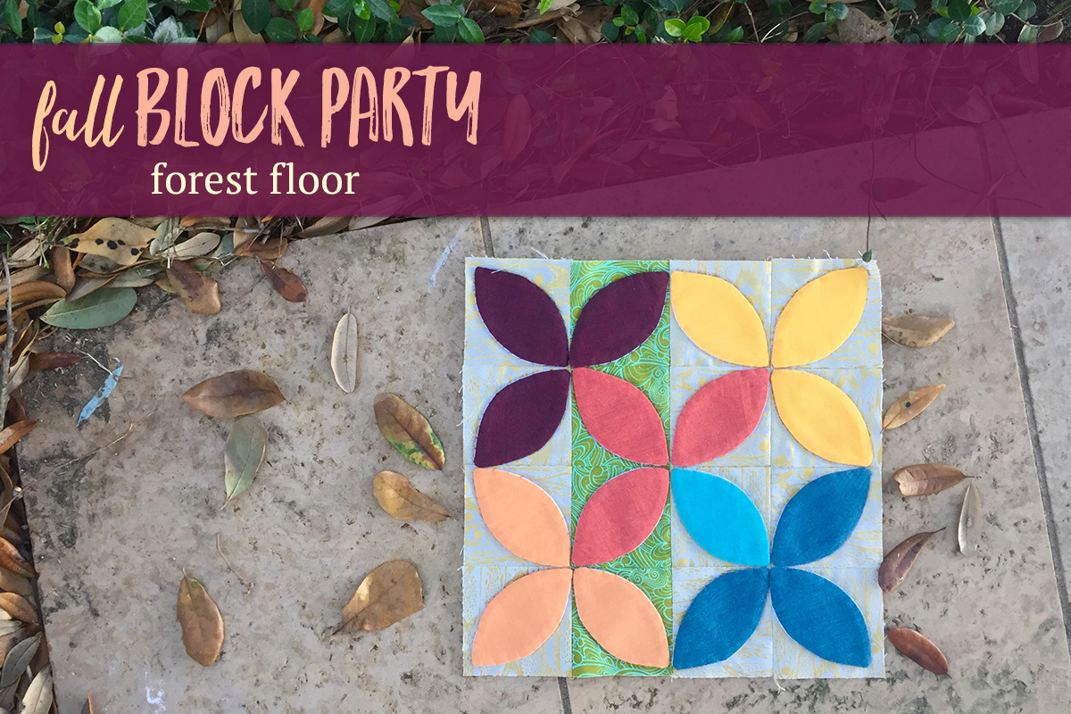 Fall Block Party: Forest Floor