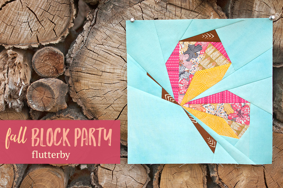 Fall Block Party: Flutterby