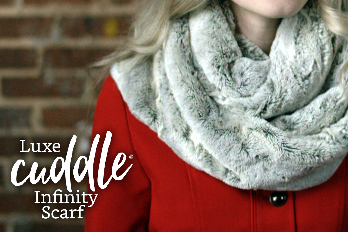 Luxe Cuddle® Infinity Scarf