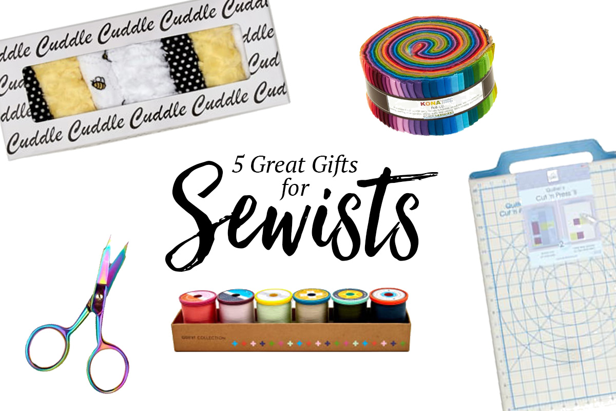5 Great Gifts for Sewists