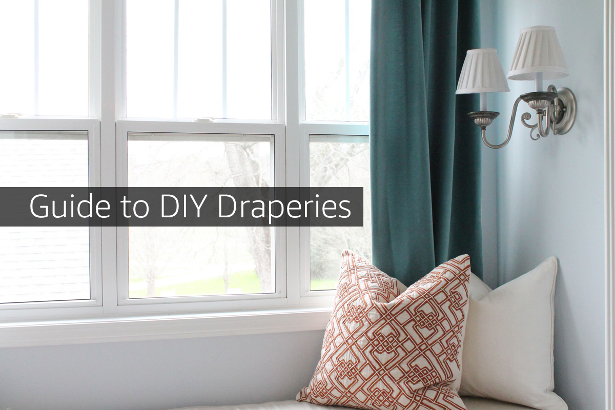 Guide to DIY Draperies