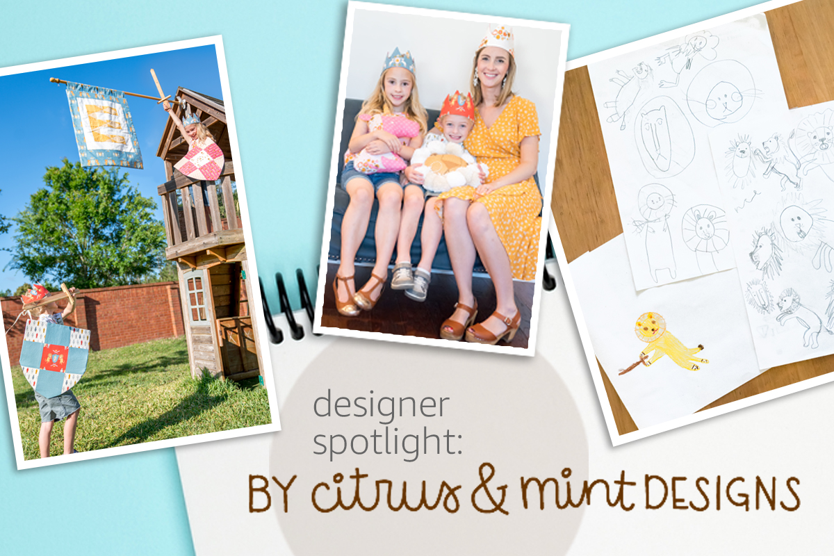 Designer Spotlight: Citrus & Mint