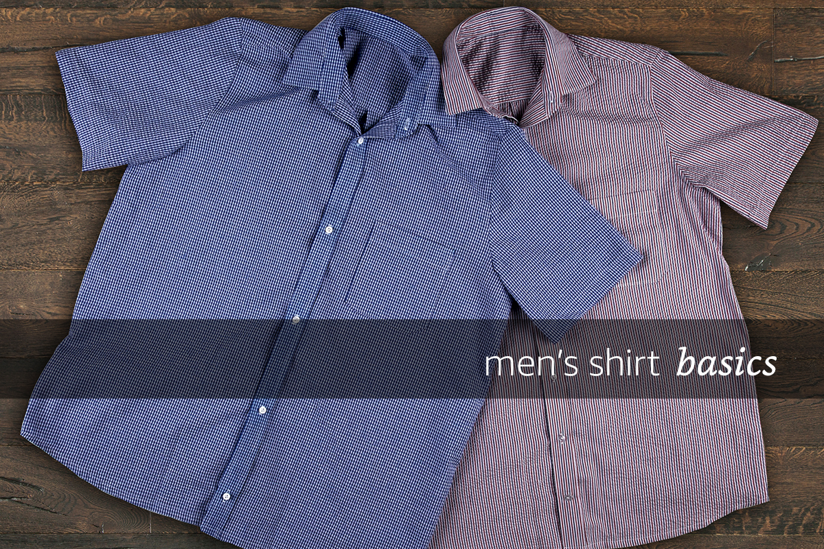 Men's Shirt Basics