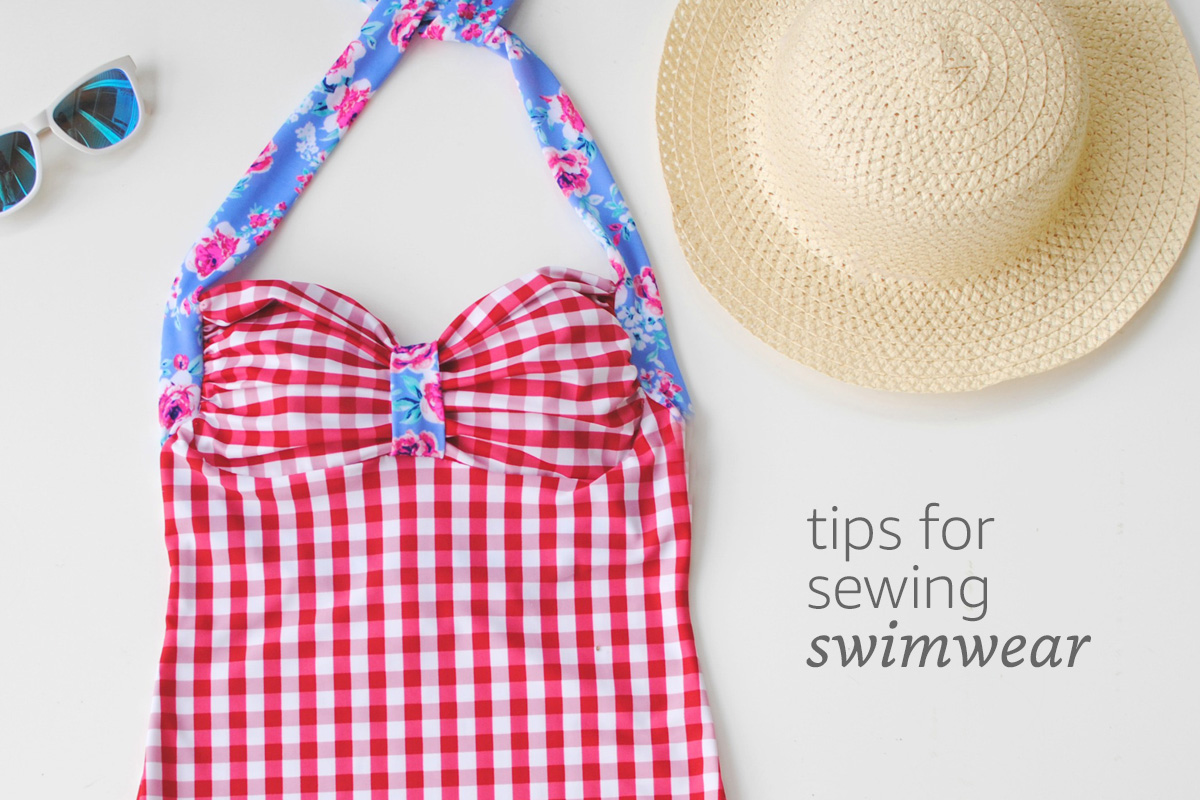 Tips for Sewing Swimwear