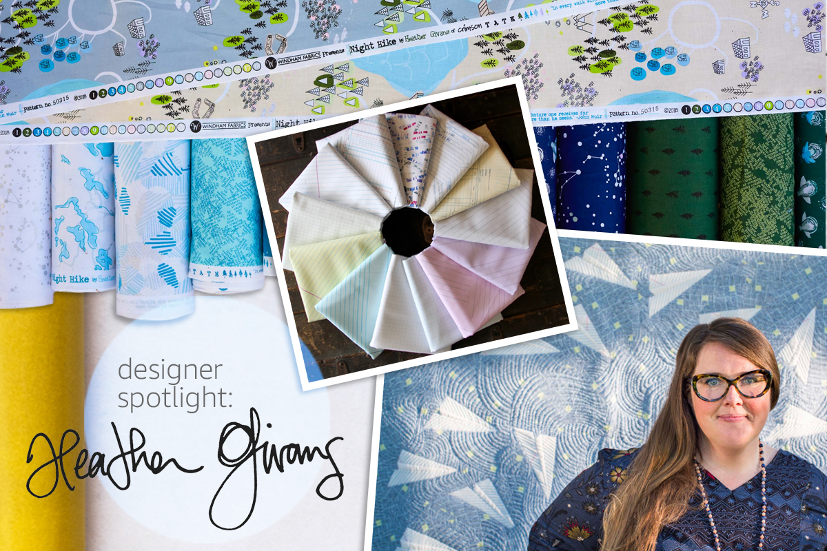 Designer Spotlight: Heather Givans - Crimson Tate Studio