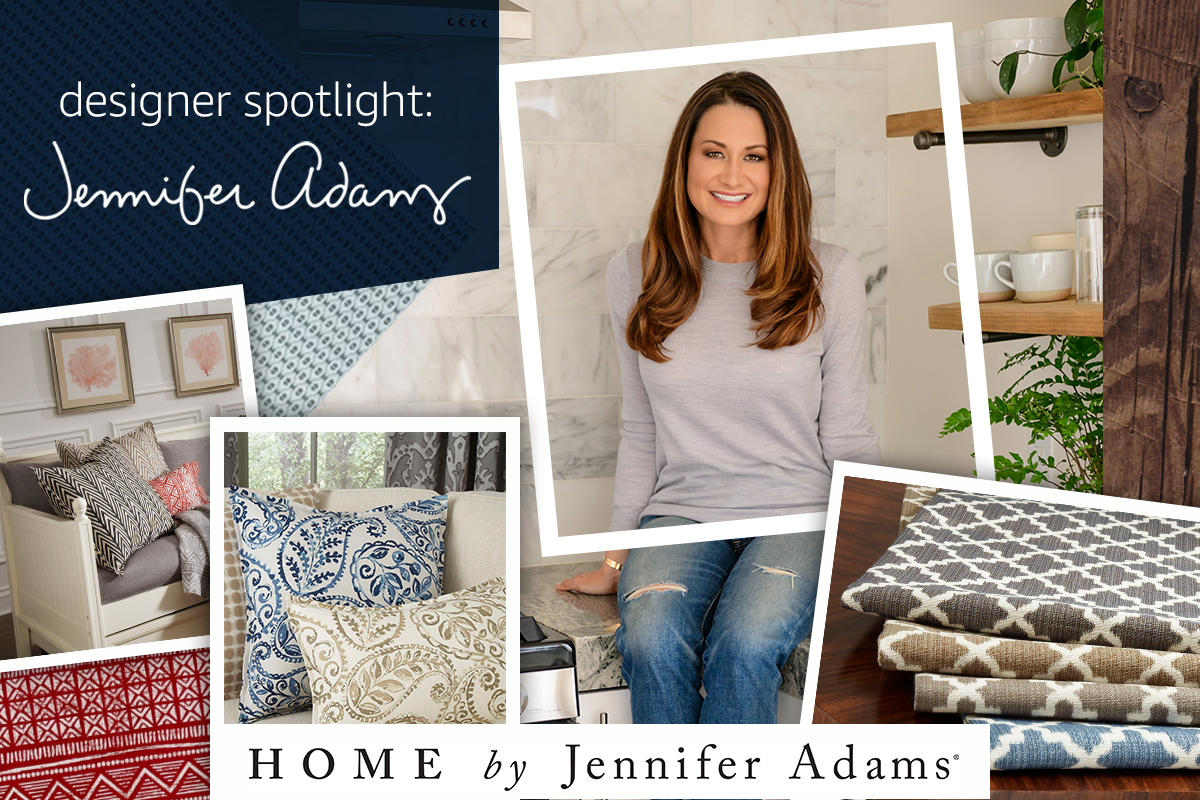 Designer Spotlight: Jennifer Adams