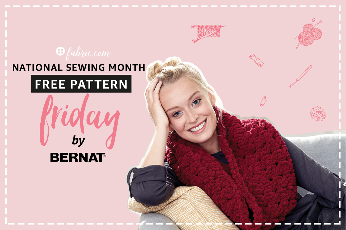 National Sewing Month: Free Pattern Friday!