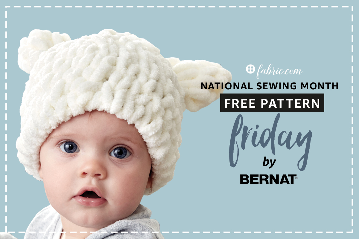 National Sewing Month: Free Pattern Friday! Week 2