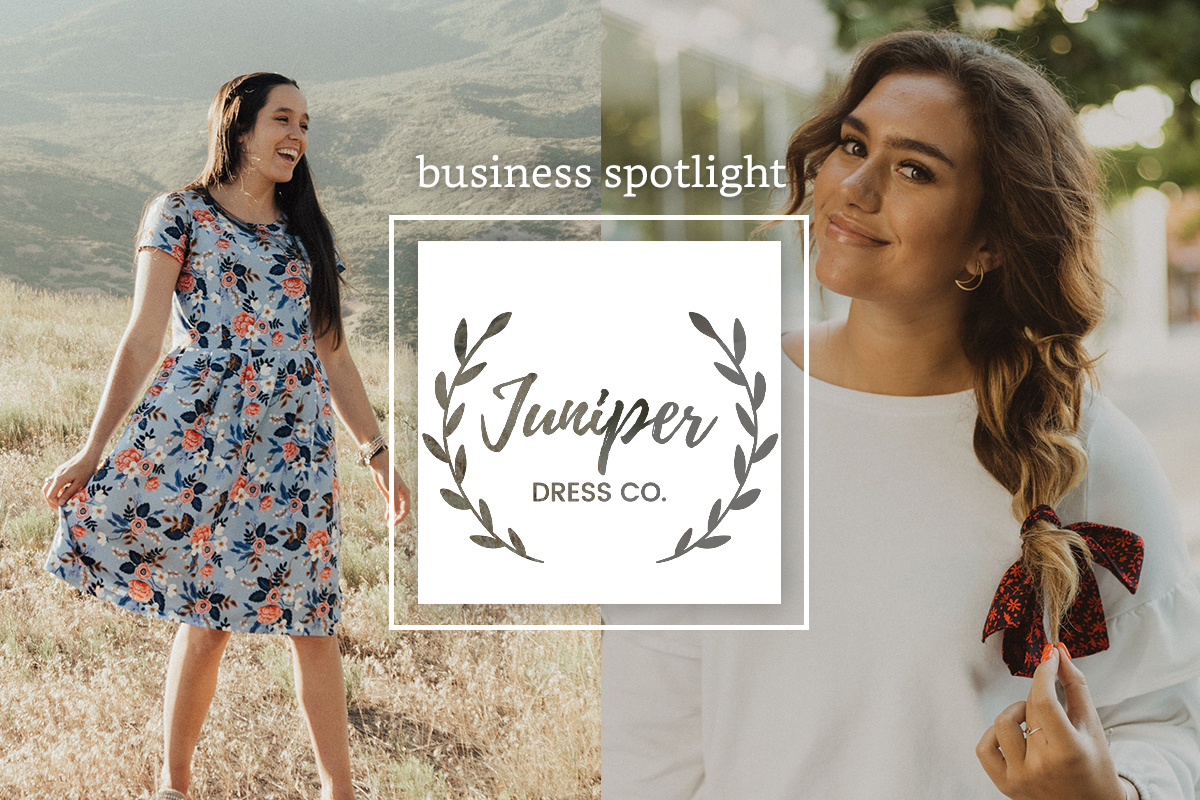 Business Spotlight: Juniper Dress Co.