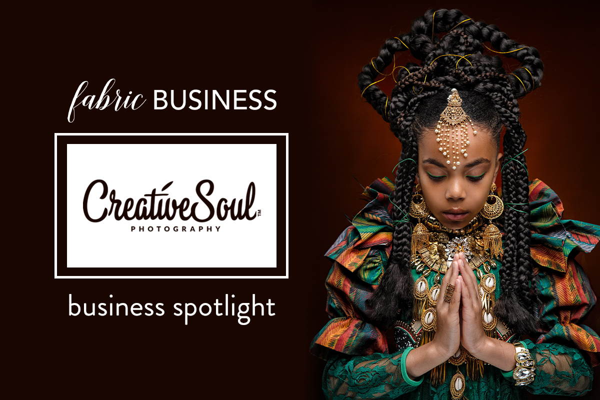 Business Spotlight: CreativeSoul Photography
