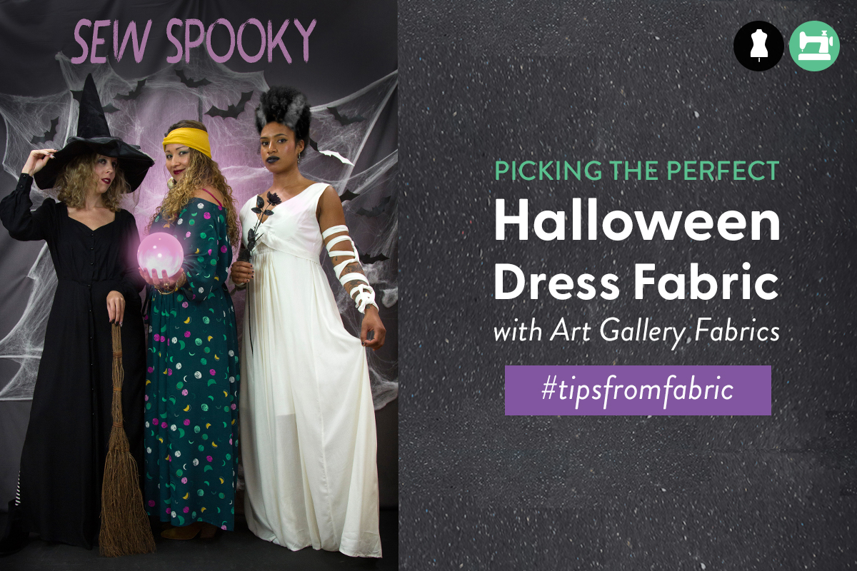 Picking the Perfect Halloween Dress Fabric