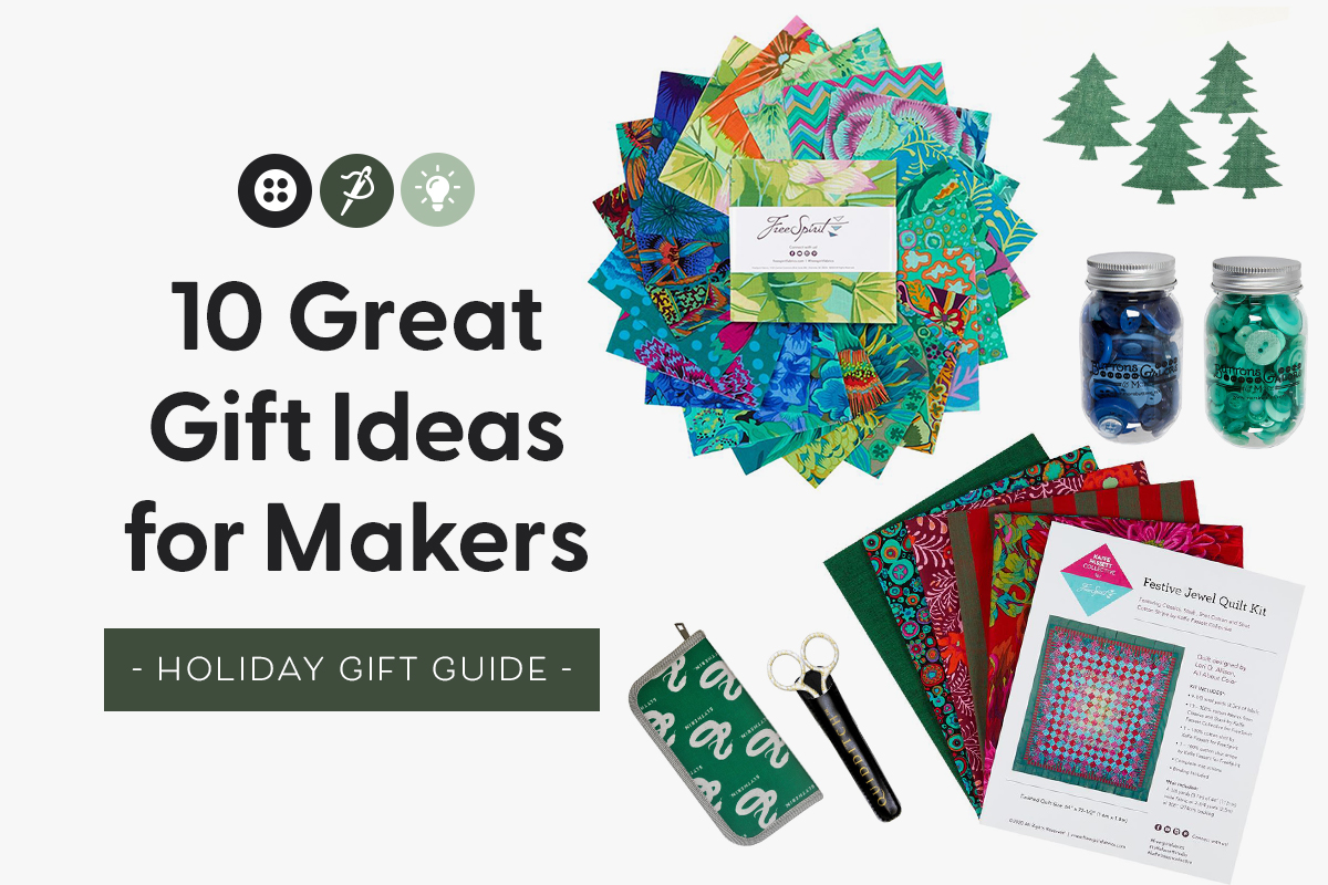 10 Great Gift Ideas for Makers