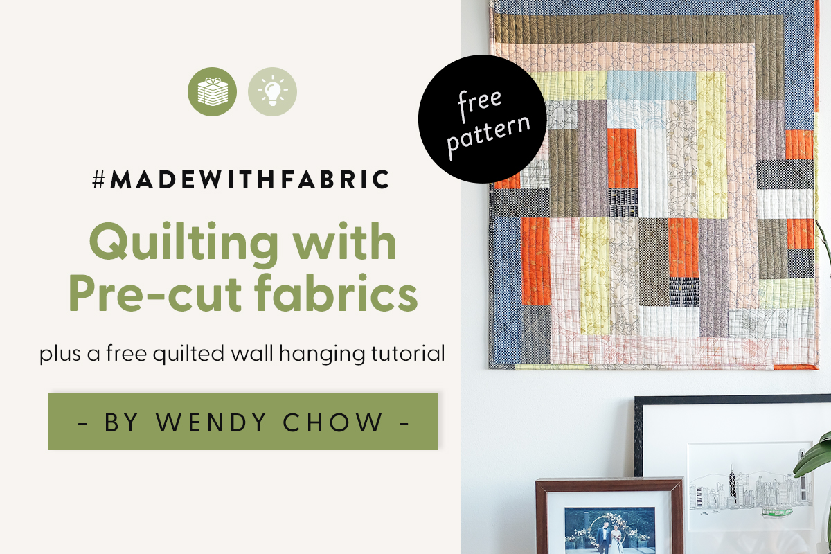 Quilting with Pre-Cut Fabrics